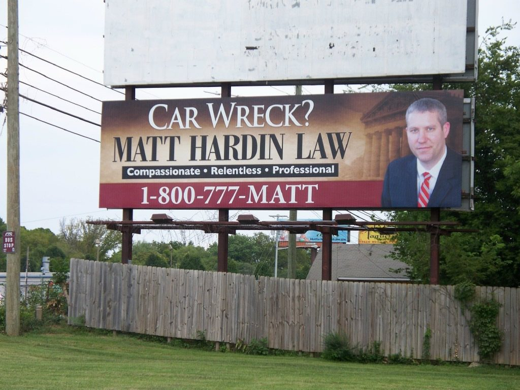 Clarksville Billboards
