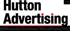 Hutton Advertising: Billboards/Outdoor Advertising/WordPress/SEO